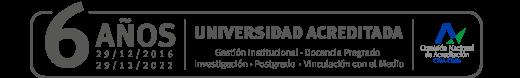 Universidad Acreditada 5 Años